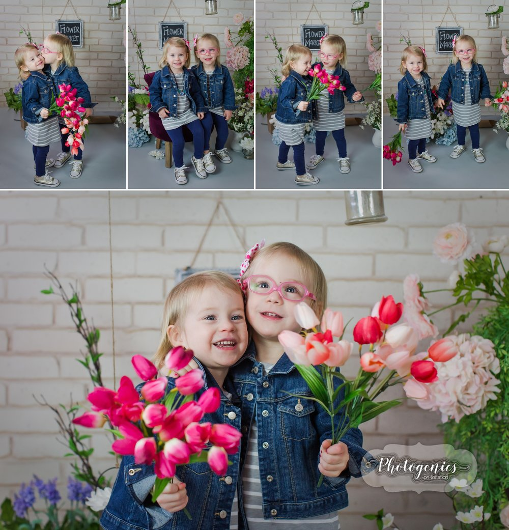 twins_valentine_mini_sessions_photography_girls_flower_shop_set_valentine_minis