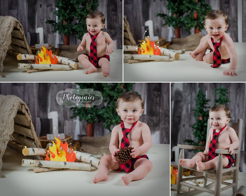 lumberjack_cake_smash_camping_theme_set_photography_woods_outfit_rustic_creative_fire_logs