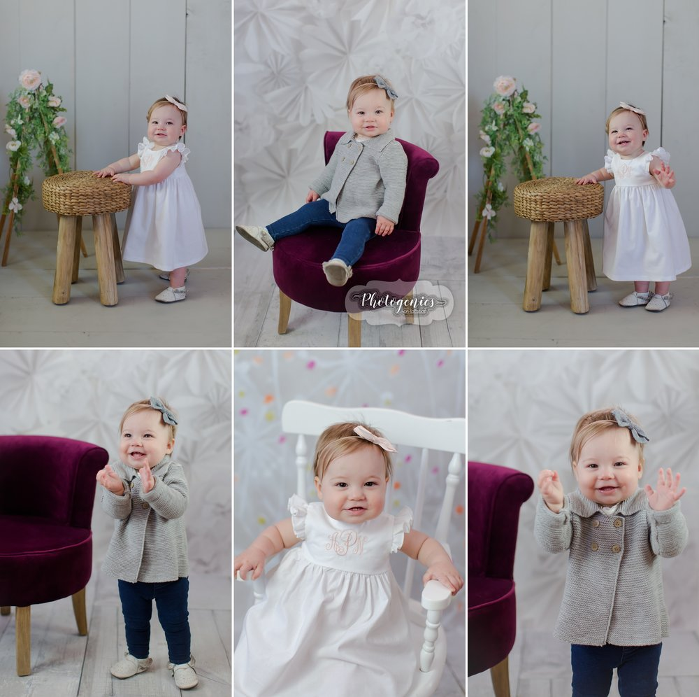 12_month_baby_photography_girl_poses_props_colors_outfits_vintage_flowers_chic_cute_backdrops_photographer
