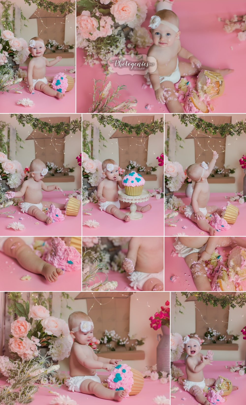 birthday_photography_girl_cake_smash_vintage_flowers_unique_ideas_indoor_family_12_months_mos_poses_photo_props_outfits_what_to_wear 7