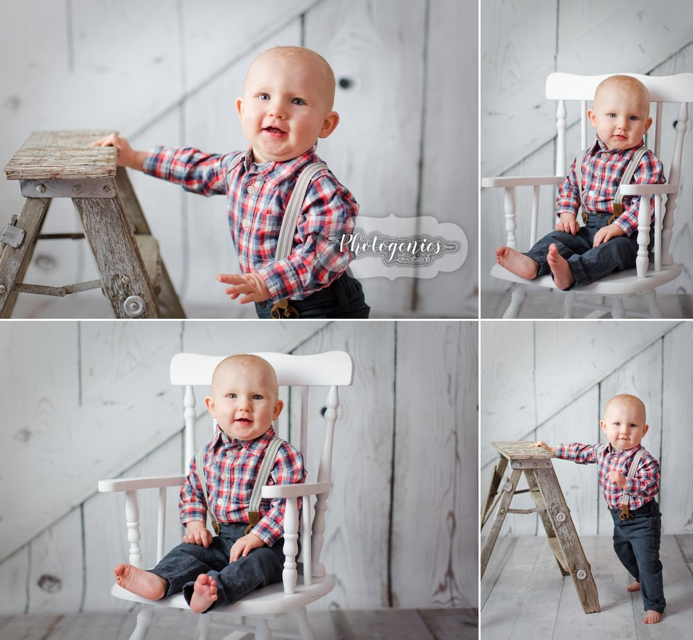 12_month_birthday_first_boy_photography_photo_session_ideas_baseball_theme_vintage_baseball_cake_smash_session 2