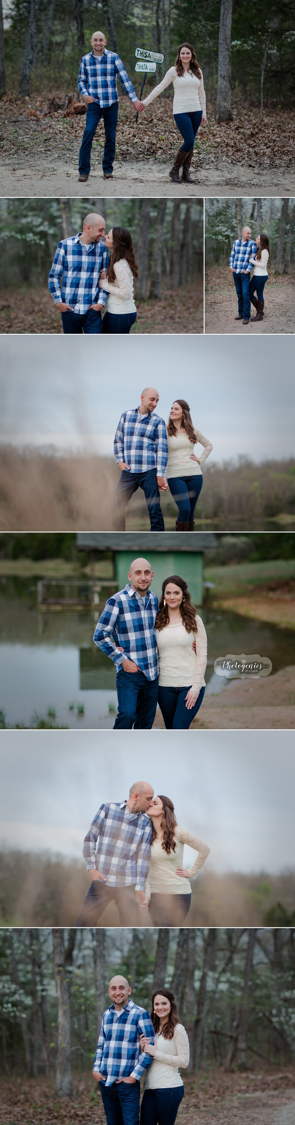 engagement_session_spring_country_creek_water_poses_evening_light_lake_sunset_ideas_simple_variety_unique_couples_photography
