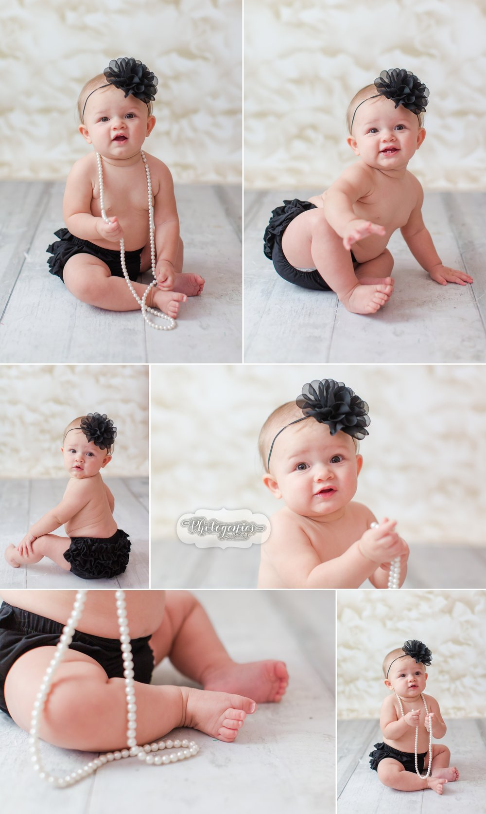 baby_girl_sitting_up_session_6_months_photography_props_cute_ideas_pearls_tutu_flowers 1