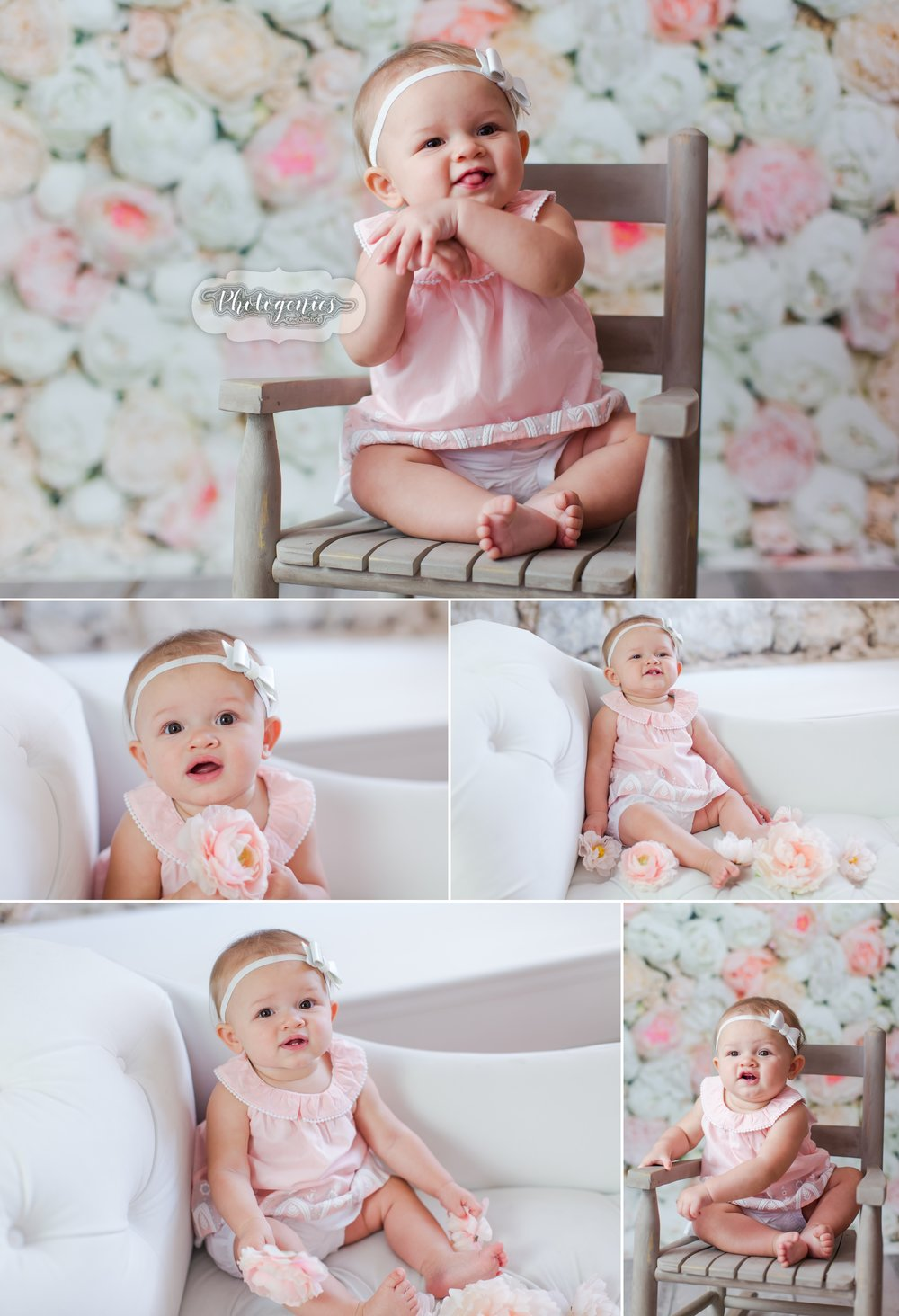 baby_girl_sitting_up_session_6_months_photography_props_cute_ideas_pearls_tutu_flowers 2