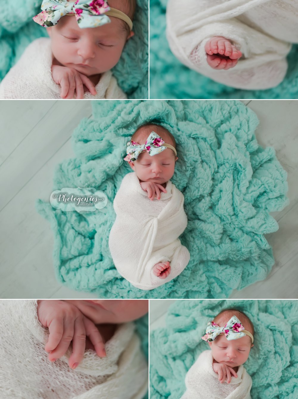 newborn_girl_photography_unique_poses_parents_studio_session_florals_wraps 1