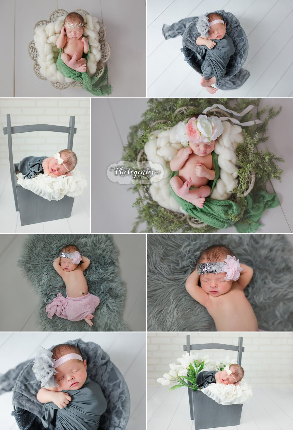 newborn_girl_photography_ideas_sisters_girls_family_posing_props_wraps_flowers_florals 1