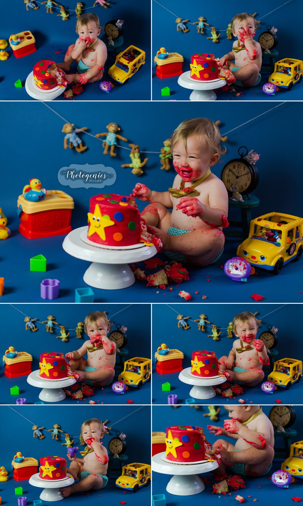 nursery_rhyme_cake_smash_photography_boy_little_baby_bum