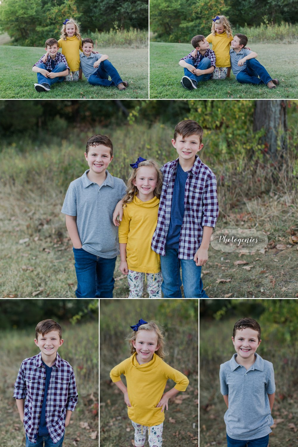 extended_family_session_photography_golf_course_photographer_family_session_fall_what_to_wear_outfits_2017 2