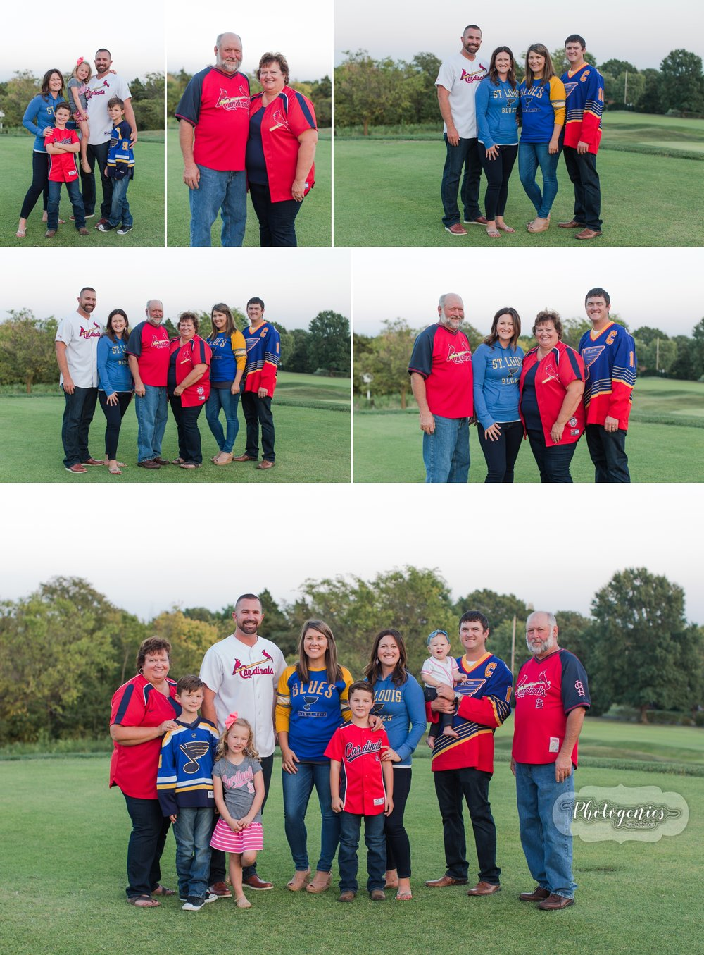 extended_family_sports_gear_st_louis_blues_st_louis_cardinals_baseball_jerserys_what_to_wear_coordinate_photography_photo_session