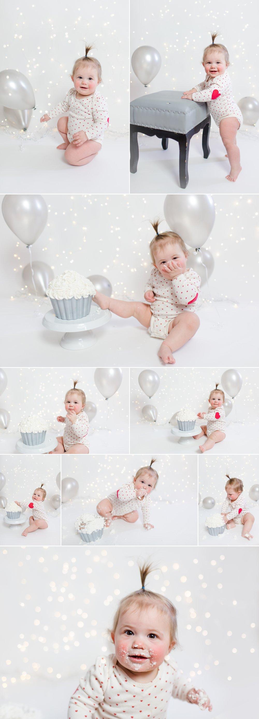 12_month_birthday_photography_cake_smash_girl_portraits_photo_props_ideas 3