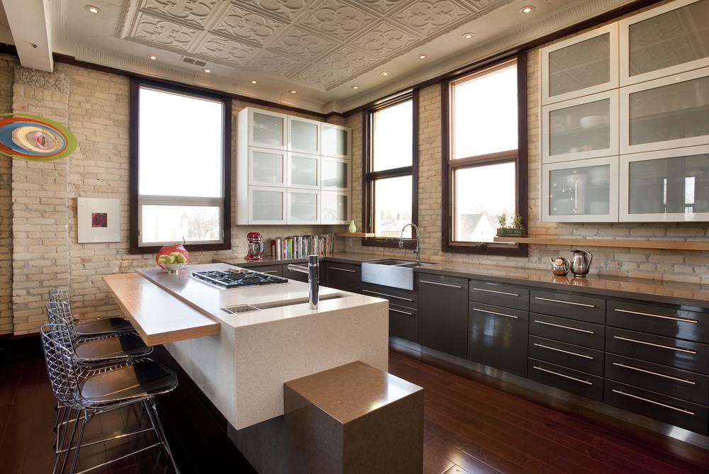 Dufferin Loft Residence Everitt Design Associates