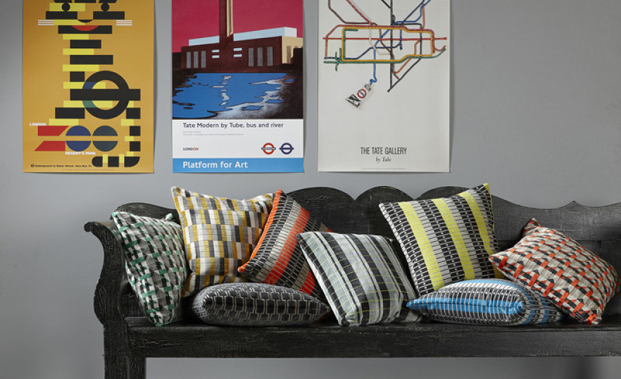 Kirkby Design toss cushions
