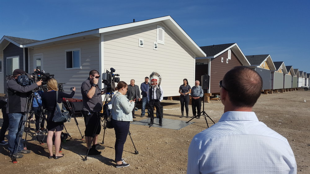 LSM First Home Roll-out Ceremonies