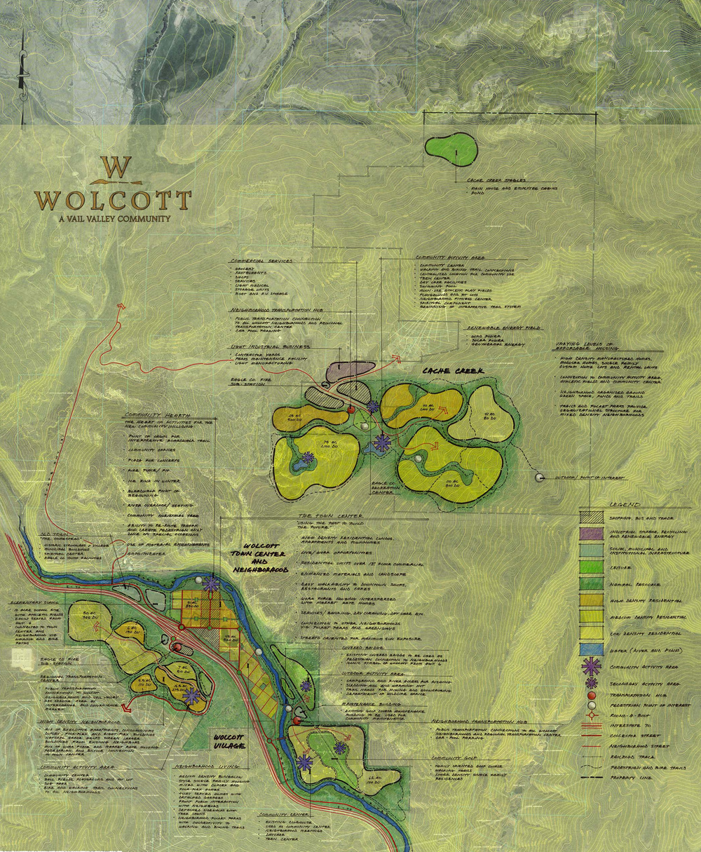 Wolcott Bubble Diagram - Colorado
