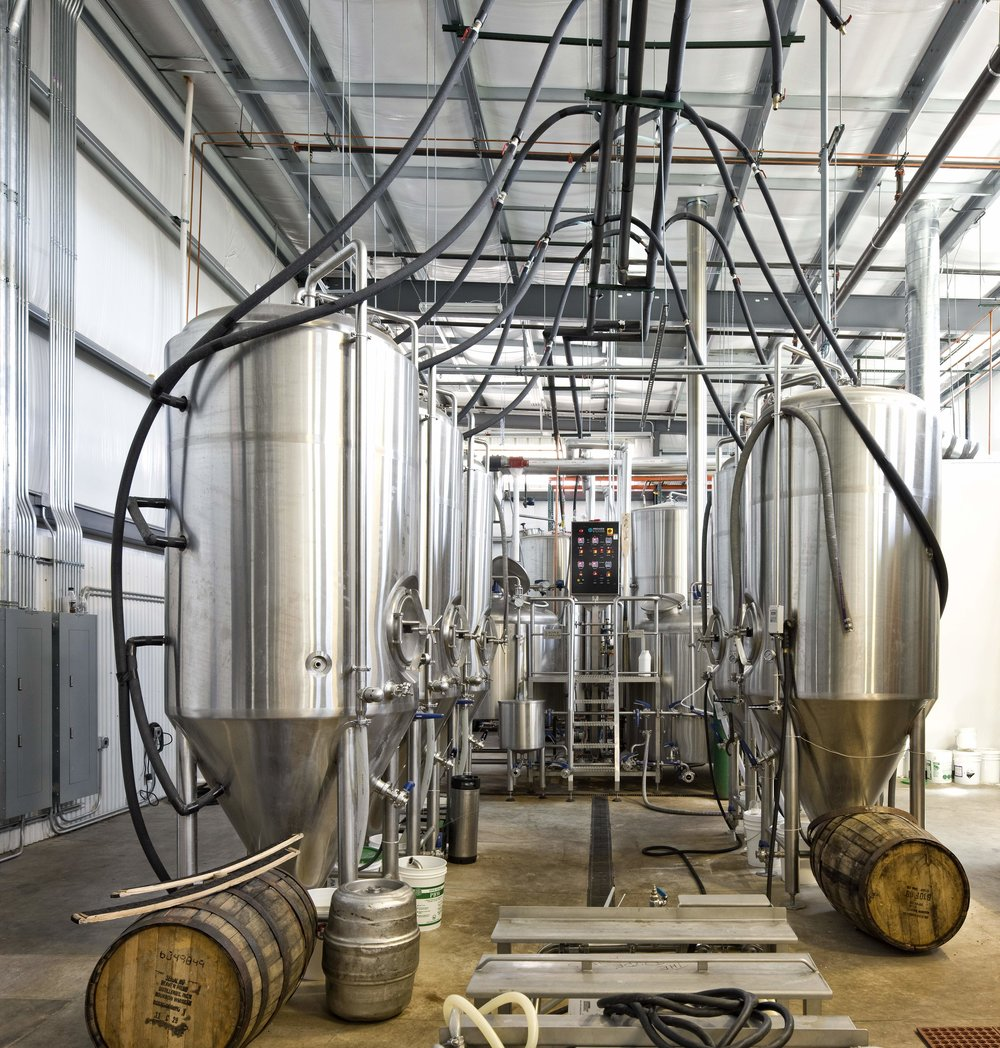 15 BBL Premier Stainless Brewhouse