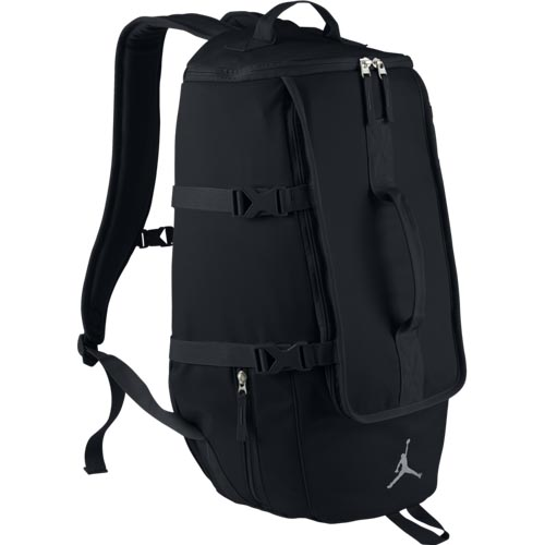 27e0503a913810 jordan-sportswear-topload-backpack-black-wolfgrey-806371-010 copy