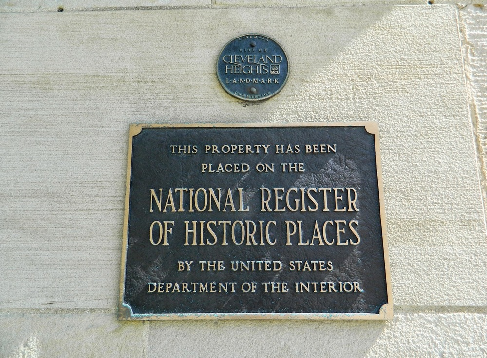 20130430012 Cleveland Hgts Heights Rockefeller Building historic landmark marker.jpg