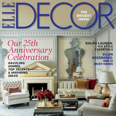 ELLE DECOR - 2014