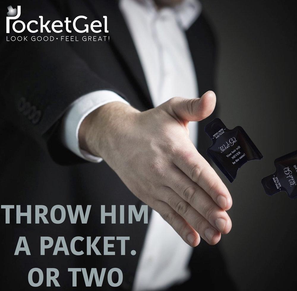 PocketGel Job