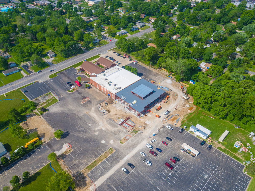Photo courtesy of  Pearce Construction .
