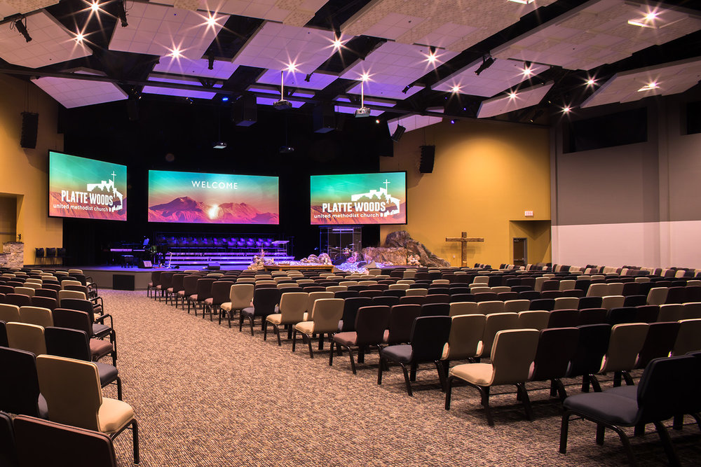 Platte Woods United Methodist Church