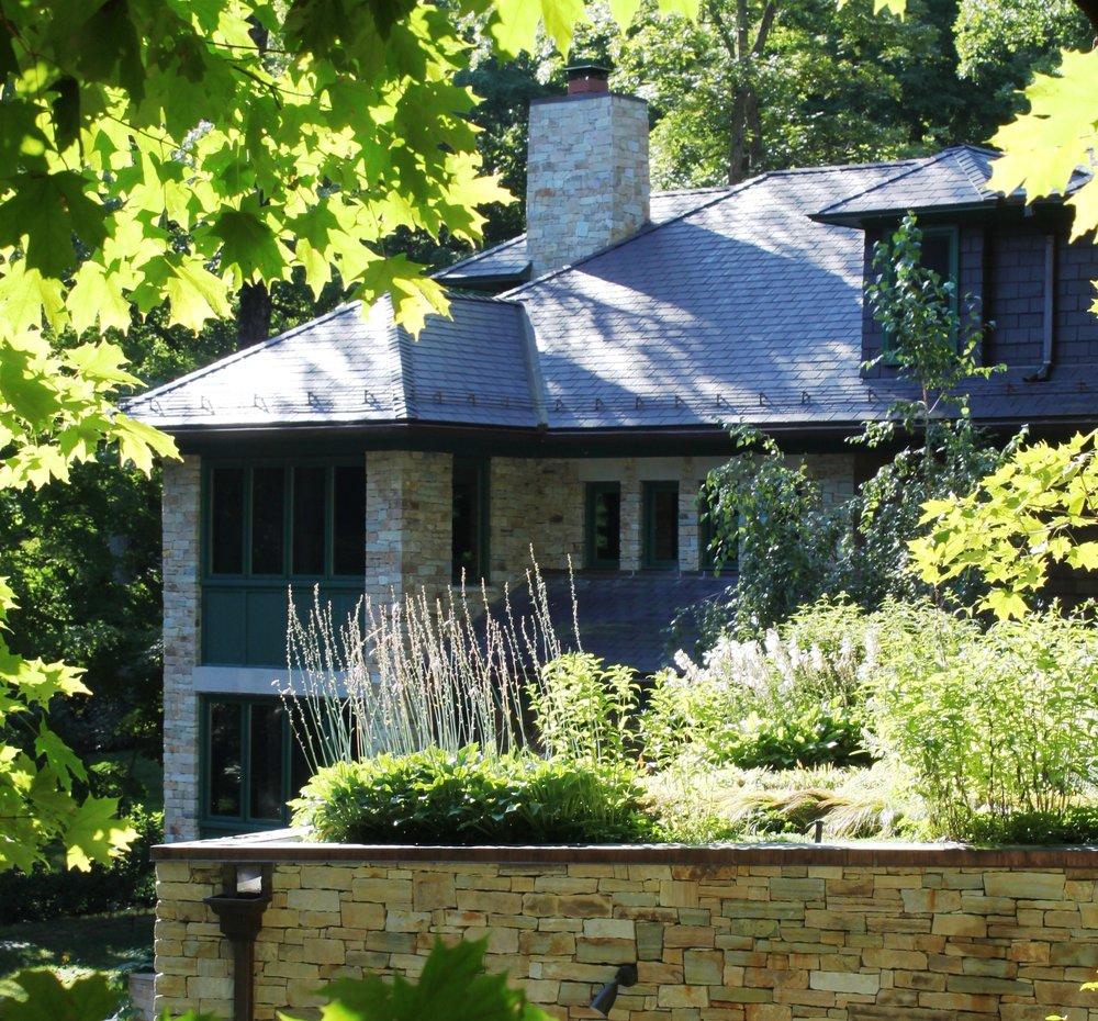 Vegetative green roof