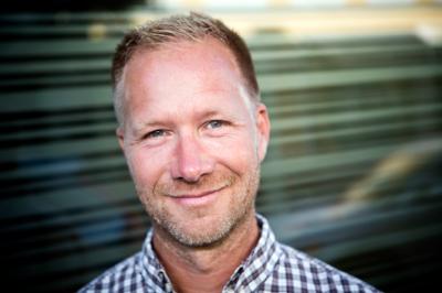Peter Sigfridsson är produktionsutvecklingschef påGota Media