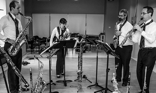 BROGUE SAXOPHONE QUARTET