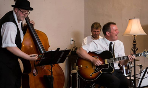 THE PROHIBITION JAZZ BAND