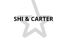 SHI & CARTER (temporary logo)