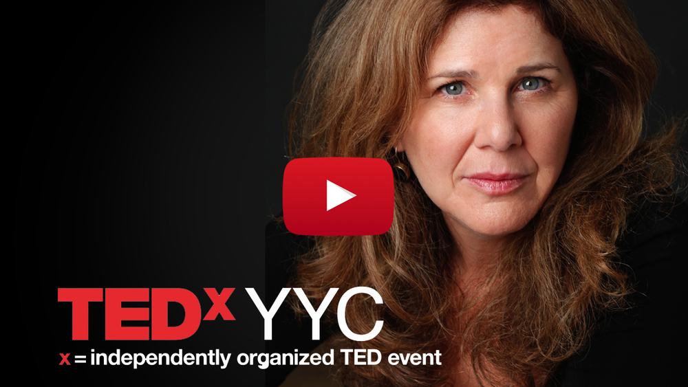 "Watch the TEDx talk   For twenty years Emmy award-winning documentary filmmaker Ric Bienstock has taken us around the globe to the darkest outposts of the human experience. Tackling some of the most pressing issues of our time, Bienstock has earned a reputation for gaining unprecedented access to her stories. Her revealing portrayals of porn stars and Ebola victims, human organ brokers and sex traffickers, transcend the sensational and challenge us to see these characters for who they are - human beings. In this engaging and thought-provoking talk, Bienstock shares some of the filmmaking experiences that pushed her to look beyond stereotypes and find the ""extraordinary in the ordinary"".    Learn more..."