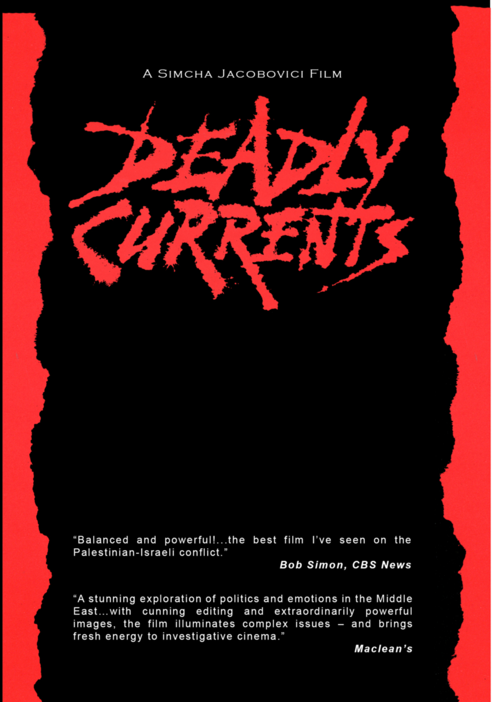 deadly currents dvd front