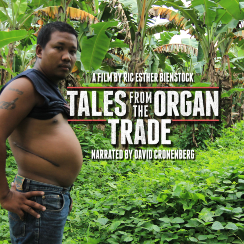 Tales from the Organ Trade,  2013 (82 Mins.)
