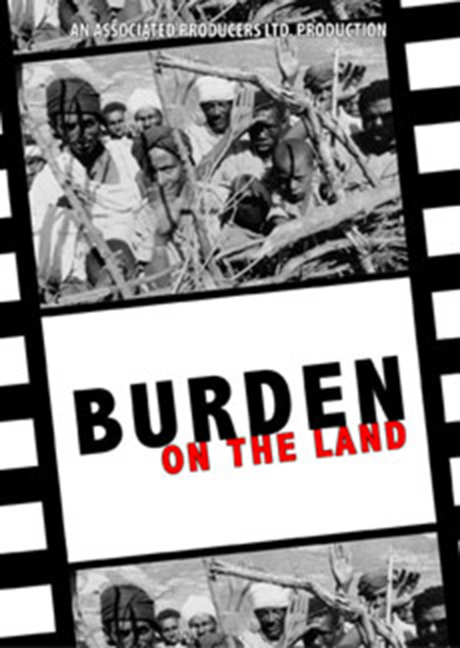 Burden on the Land,  1990 (60 mins.)