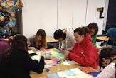The Art Education Sewing Circle, 2012