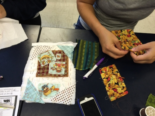 The Activist Sewing Circle in the Liberal Arts Classroom