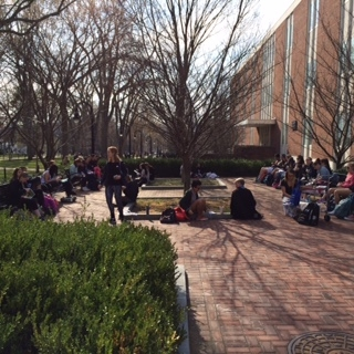 The Spring 2016 Sewing Circle, Penn State