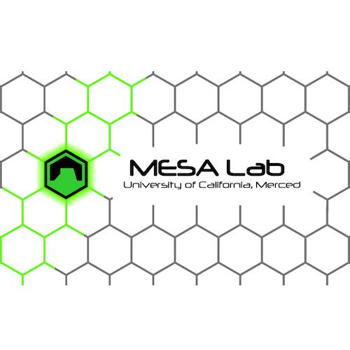 UC Merced MESA Lab