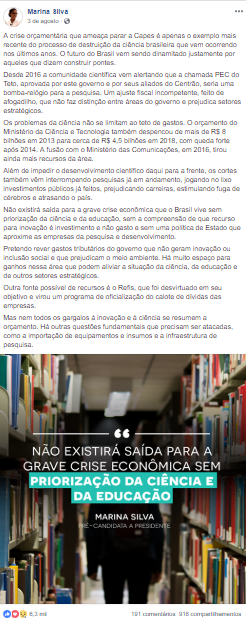 Presidenciaveis 2018_Sustentabilidade_PUBLICAÇÕES EM DESTAQUE_MARINA SILVA 3.png