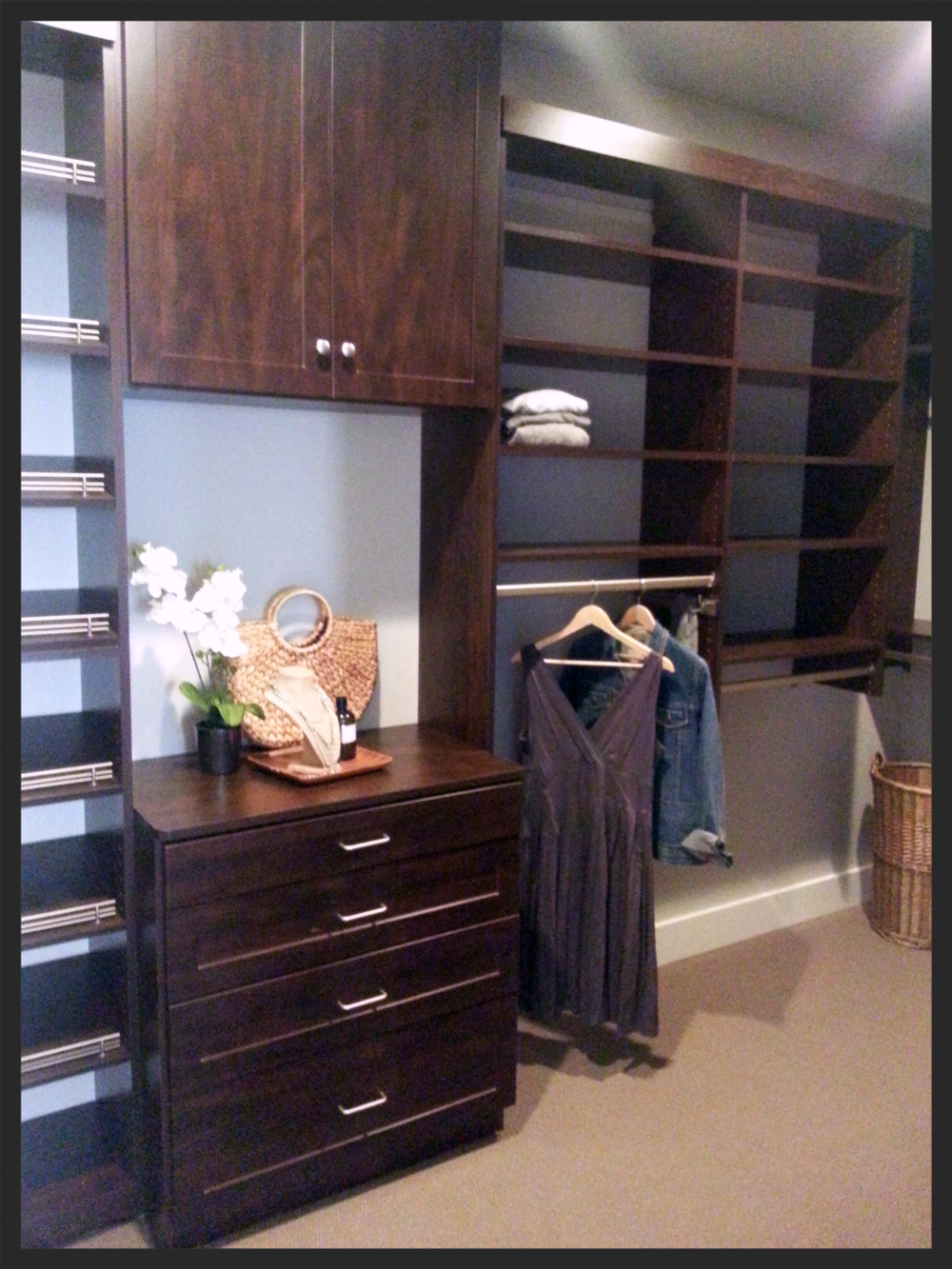 Walk-IN DREAM CLOSETS