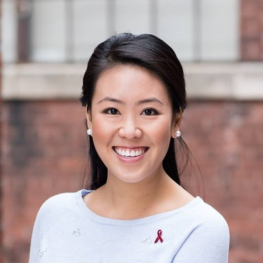 Roxanne Ma - Manager of National Awareness Programs