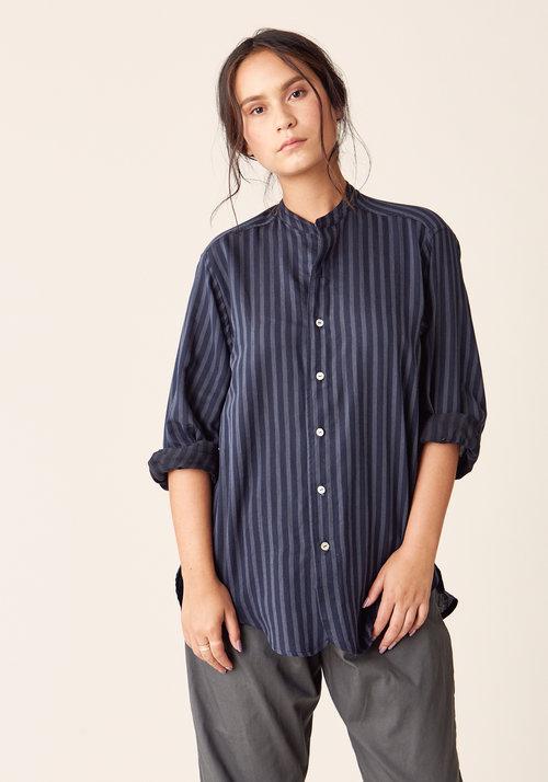 1fd7c26ed829 Raphael Shirt Midnight Stripe — Specks & KeepingsUnisex Clothing