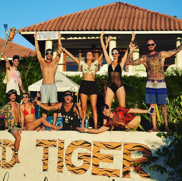 Some things never change....... Naked 🐯is the best time of your life . . . #partyhostel #nakedtigerhostel #tigershavemorefun #hostellife #backpacker #backpacking #partyinparadise #sundayfundaypoolcrawl #nakedtigerforever #travelmore #comevisit #centralamerica #nicaragua #sanjuandelsur #toña #flordecaña #girlslovetravel #aussieabroad #pacificcoast #hostel #idosundayfunday #ihadthetimeofmylife