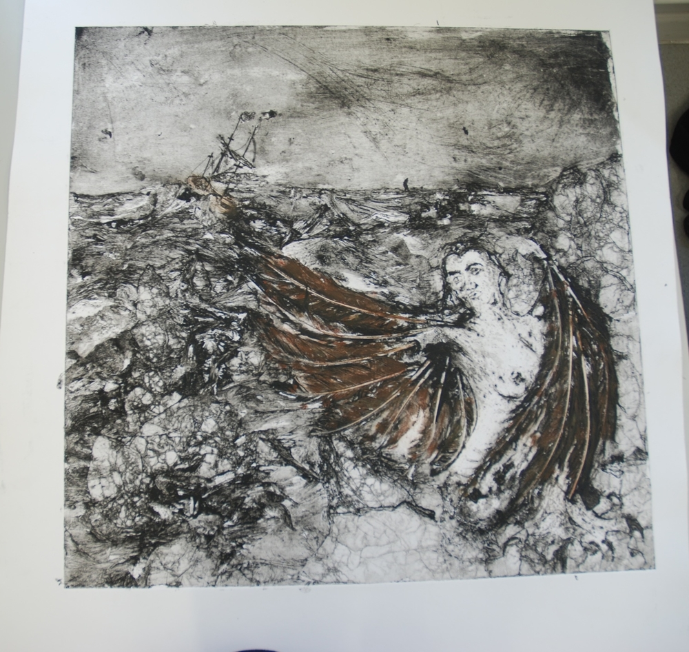 Bird of Joy (print no4)