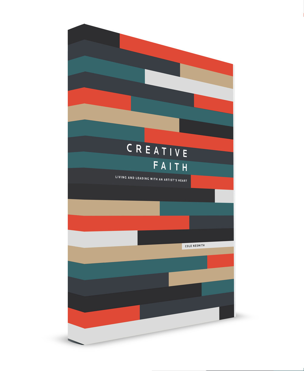 Creative Faith explores the intersection of art and faith. A free download at NoiseTrade.