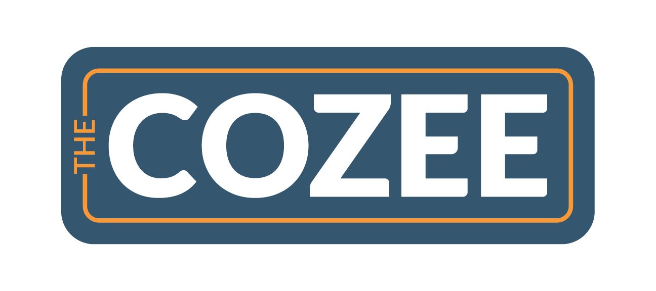 The Cozee - Battery Operated Heating Blanket