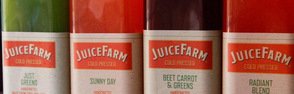 Juices from JuiceFarm