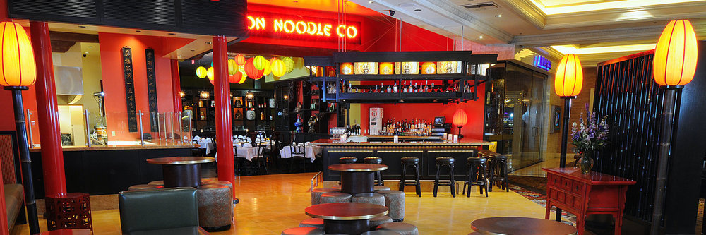 Dragon Noodle Co in Las Vegas