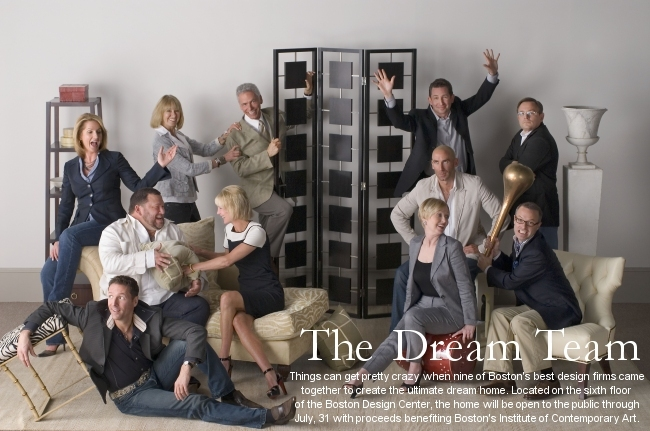 Santopietro Interiors | The Dream Team