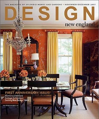 Design New England | Glamorous Interiors